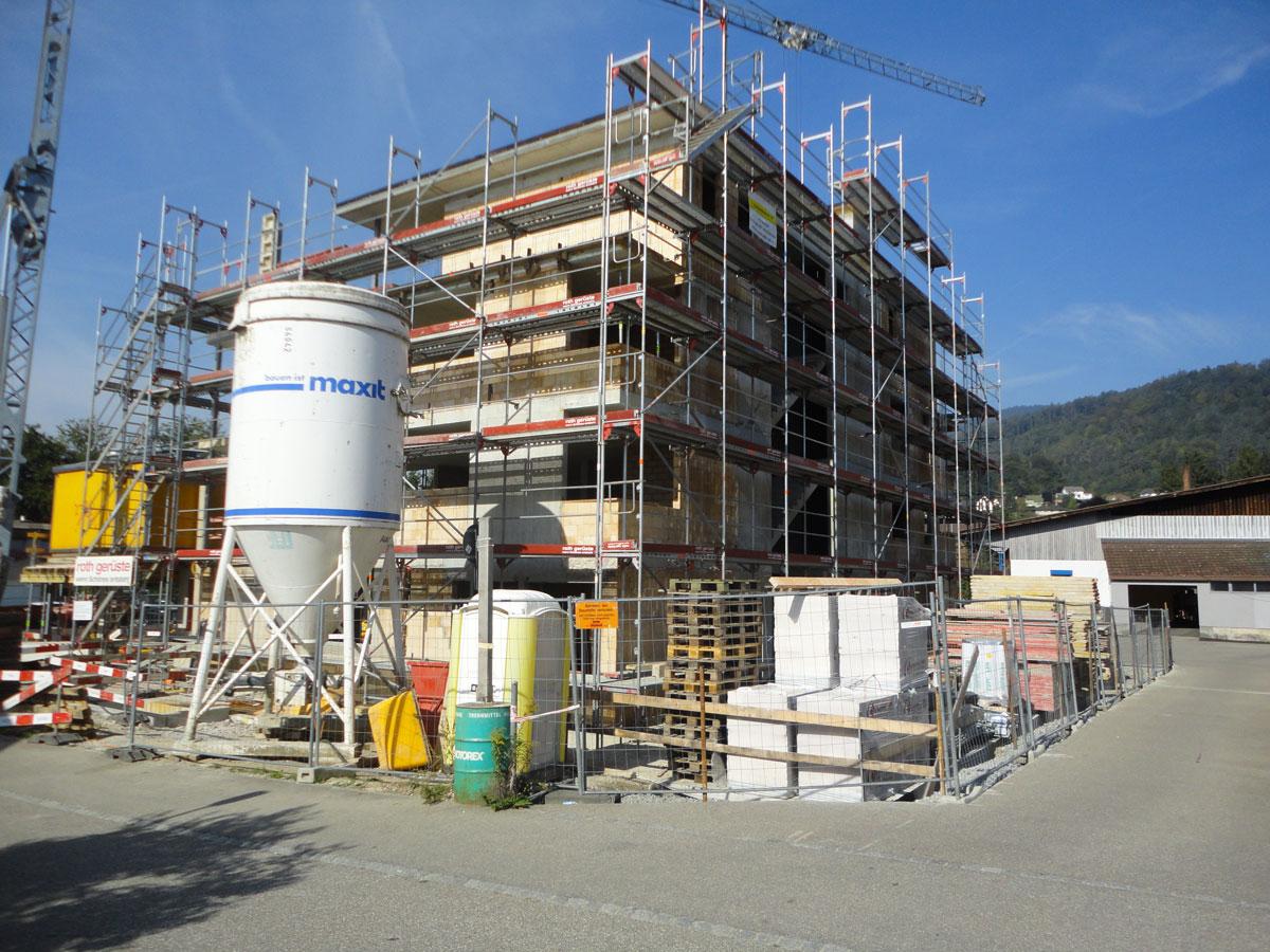 Aerztehaus-balsthal-Bauphase-3