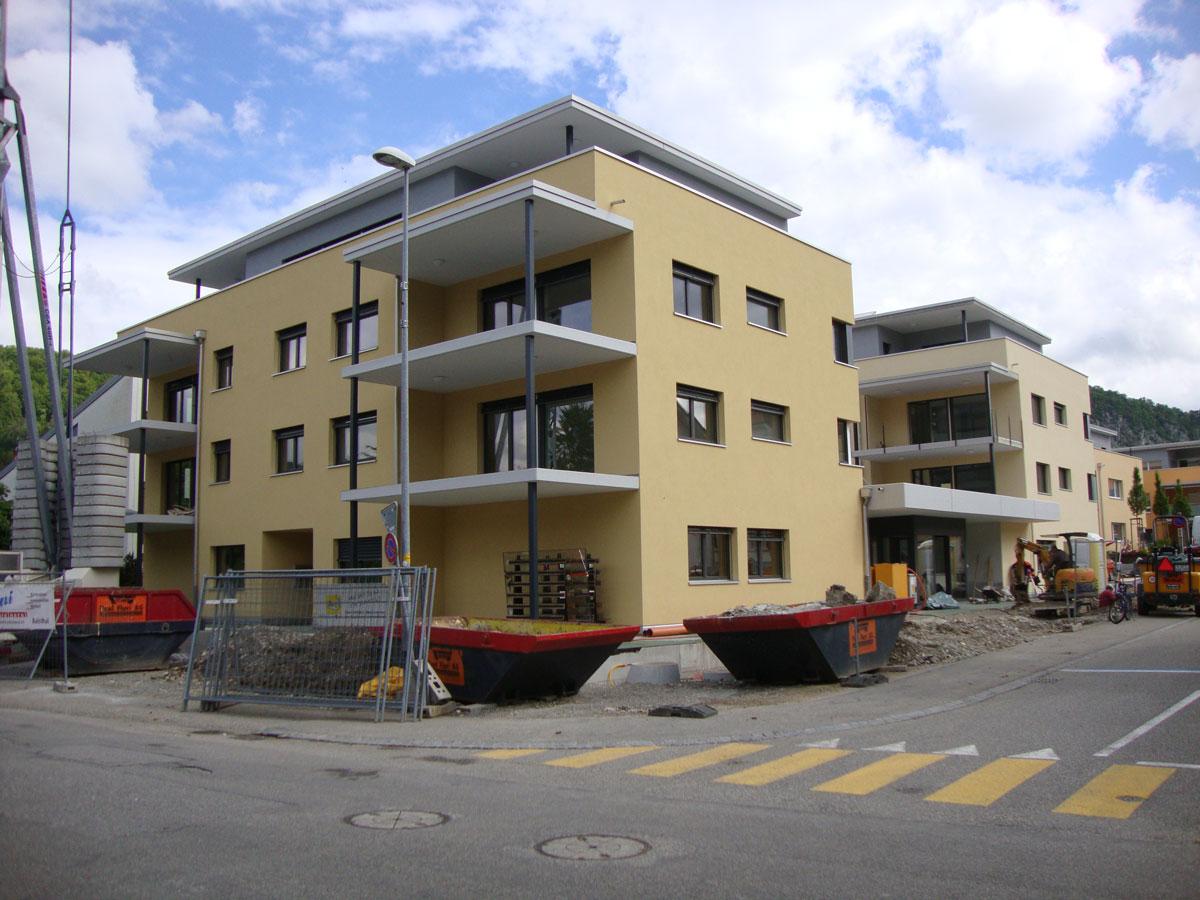 Aerztehaus-balsthal-Bauphase-4