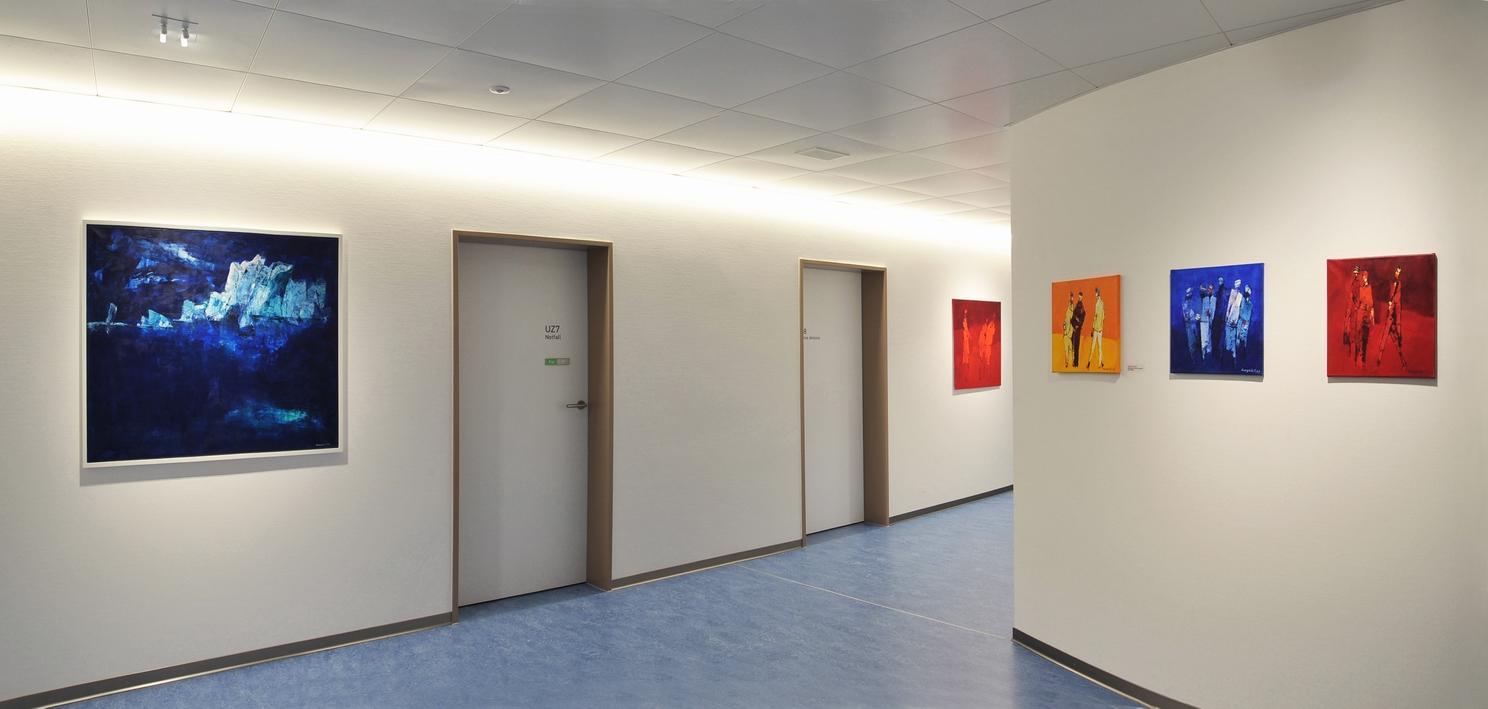 Aerztehaus-Balsthal-Gang